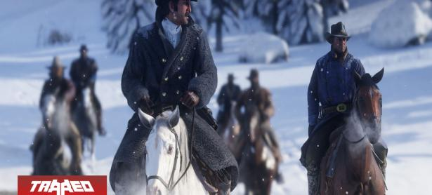 Llega el Battle Royale de Red Dead Redemption 2 a su modo Online