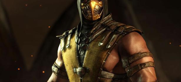 Revelan portada oficial de <em>Mortal Kombat 11</em>