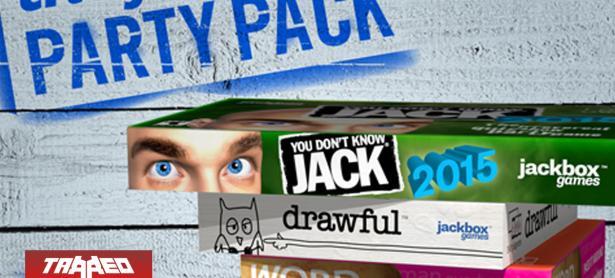 Jackbox Party Jack será el próximo juego gratuito de Epic Games Store