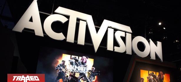 Se desploman las acciones de Activision tras separación con Bungie