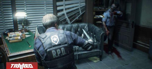 Ya está disponible la demo de Resident Evil 2 Remake en PC, PS4 y XB1