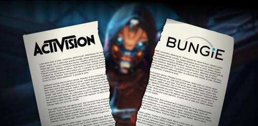 Bungie se divorcia de Activision