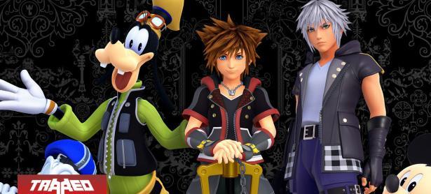 Kingdom Hearts III incluirá un epílogo que se sumará después del lanzamiento