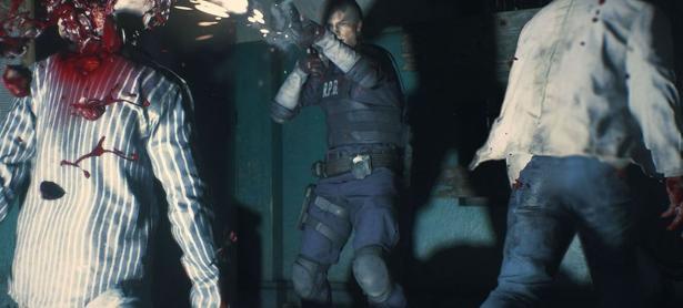 Demo de <em>Resident Evil 2</em> tiene censura en Japón