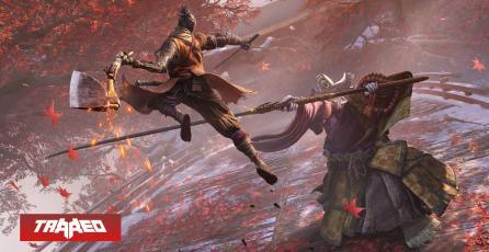Publican gameplay exclusivo de Sekiro: Shadows Die Twice