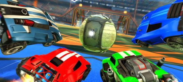 <em>Rocket League </em>para PS4 se une al cross-play de Xbox One y Switch