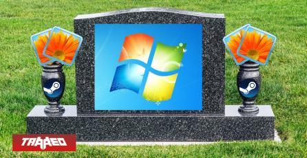 Windows 7: El 30% de usuarios de Steam lo usan y dejará de tener soporte en un año
