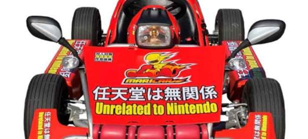 Negocio de go-karts en Japón regresó y dejó claro que no tiene relación con Nintendo