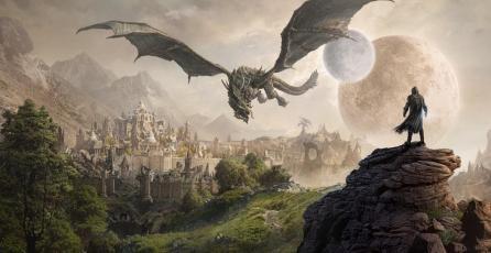 Los dragones regresarán en la nueva expansión para <em>The Elder Scrolls Online</em>