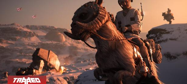 Electronic Arts anuncia la cancelación del juego mundo abierto de Star Wars