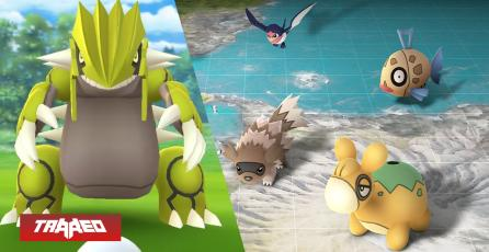¡HOENN CONFIRMED! Tenemos shinys sorpresa para el evento de Pokémon GO