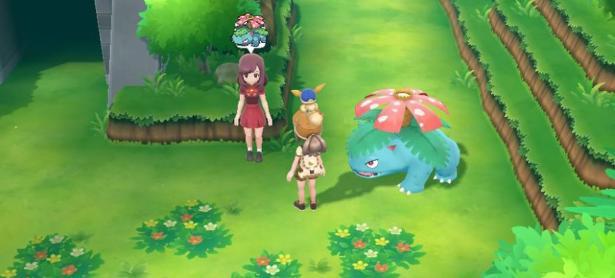 Nintendo está muy satisfecho con ventas de <em>Pokémon: Let's Go, Pikachu & Eevee!</em>