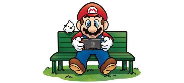 <em>New Super Mario Bros. U Deluxe</em> tuvo un exitoso debut en Japón