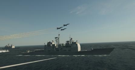 <em> Ace Combat 7 </em>aterriza para debutar en Xbox One y PlayStation 4