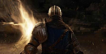 Checa esta increíble edición de colección de <em>Dark Souls Trilogy</em>
