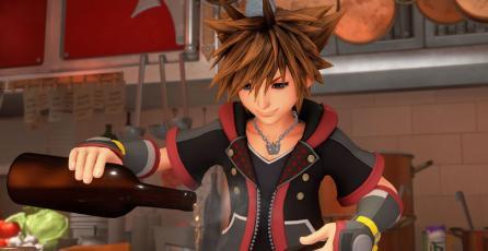 Podrás tomar selfies en <em>Kingdom Hearts III</em>
