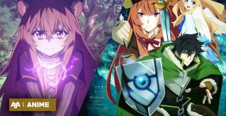 The Rising of the Shield Hero es la promesa de anime y videojuegos de la actual temporada