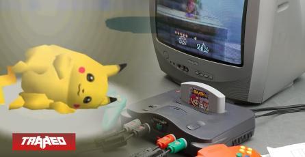 Se cumplen 20 años desde el estreno de la franquicia de 'Smash Bros'