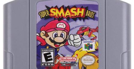 Nintendo y Sakurai celebran el 20.° aniversario de <em>Super Smash Bros.</em>