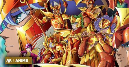 Poseidon protagonizará el nuevo arco en el regreso de Saint Seiya