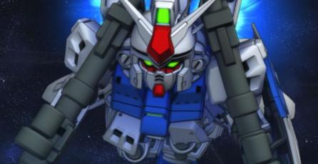 Bandai Namco anuncia <em>SD Gundam G Generation Cross Rays</em>