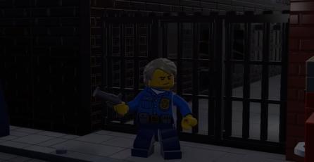 Así sería una versión LEGO de <em>Resident Evil 2</em>