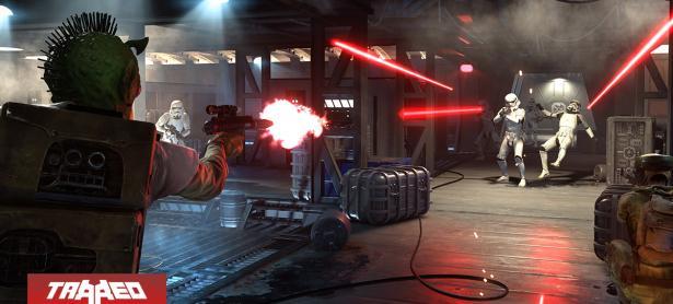 EA confirma <em>Star Wars Jedi: Fallen Order</em> para finales de 2019