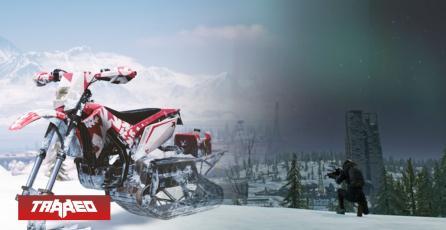 Battle Royale nocturno, motoesquí y las 'luces del norte' ya están disponible en PUBG