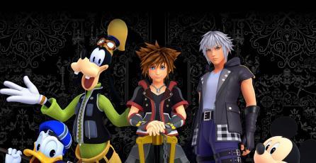 <em>Kingdom Hearts III</em>