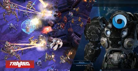 Inteligencia artificial Deepmind de Google se va a medir jugando StarCraft II está semana