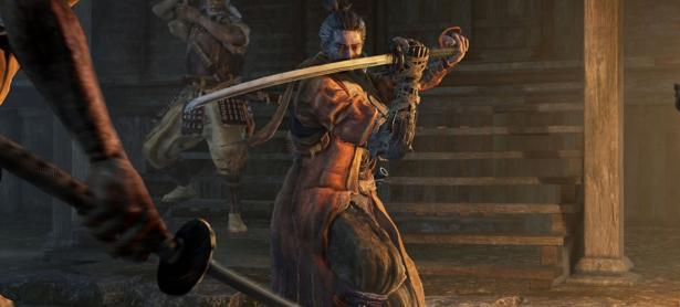 Ve a uno de los poderosos jefes que enfrentarás en <em>Sekiro: Shadows Die Twice</em>