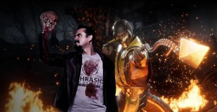 ¡<em>Mortal Kombat 11</em> es brutal!