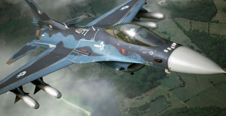<em>Ace Combat 7</em> debutó con el pie derecho en Japón