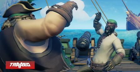 Tras la polémica con ATLAS, Sea of Thieves vuelve a conquistar el mercado con Streamers en Twitch