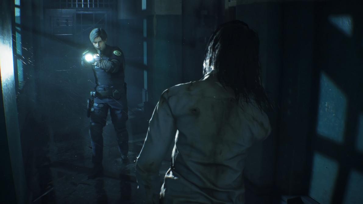 <em>Resident Evil 2</em>