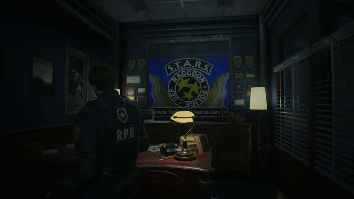<em>Resident Evil 2</em> en imágenes