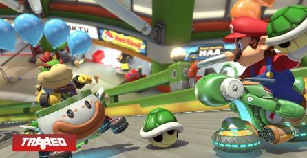 Mario Kart Tour, la adaptación móvil con RA llega en marzo de 2019