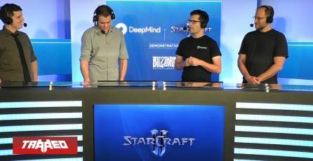 La IA de Google vence 10-1 a jugadores profesionales de Starcraft II