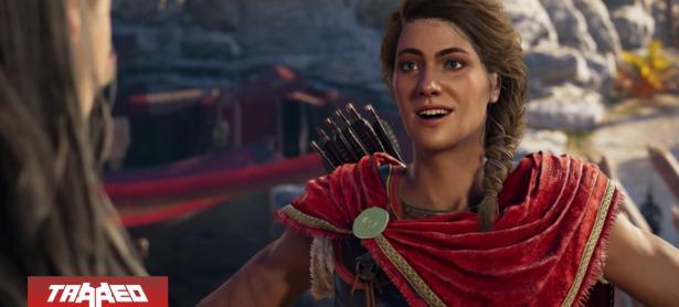 Assassin's Creed Odyssey cambiará DLC que obligaba ser 'heterosexual'