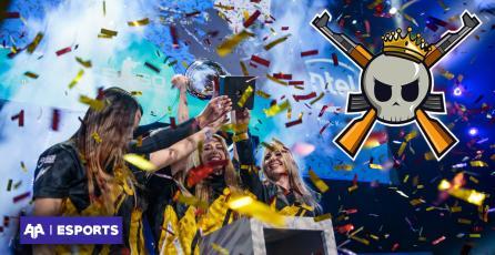 El torneo femenino de CS:GO más importante regresó y podría jugar un equipo chileno
