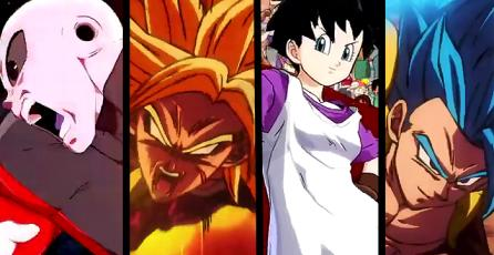 Dragon Ball FighterZ: confirmados Jiren, Videl, Gogeta y Broly con nuevo trailer