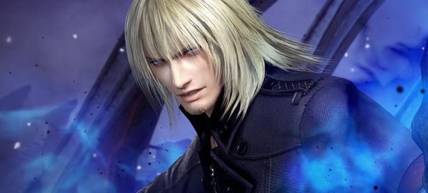 Snow Villiers será el próximo peleador DLC de <em>Dissidia Final Fantasy NT</em>