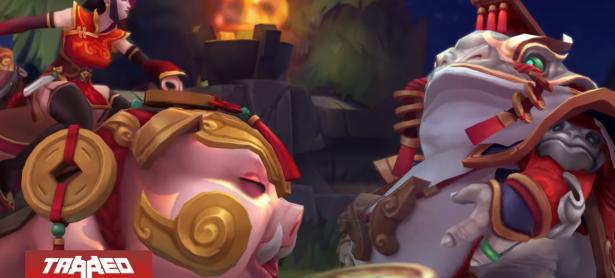 'El año del Cerdo' aterriza a League of Legends con su último evento