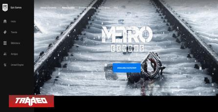 Metro Exodus será un exclusivo de Epic Games Store y no se estrenará en Steam