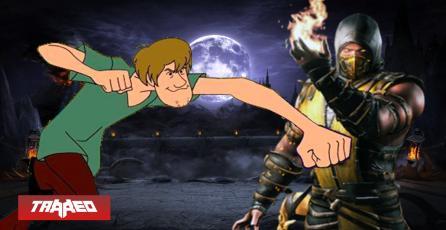 70 mil jugadores buscan agregar a 'Shaggy' a Mortal Kombat 11