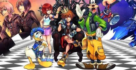 Archivo de recuerdos de <em>Kingdom Hearts</em> ya está disponible en inglés