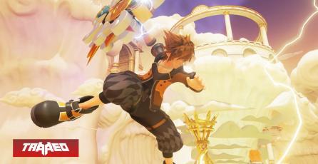 Kingdom Hearts III no alcanzaría 60 FPS en PlayStation 4