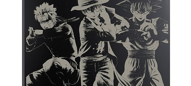 Presentan edición especial de PlayStation 4 con diseño de <em>Jump Force</em>