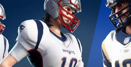 Uniformes del Super Bowl LIII llegarán a <em>Fortnite: Battle Royale</em>