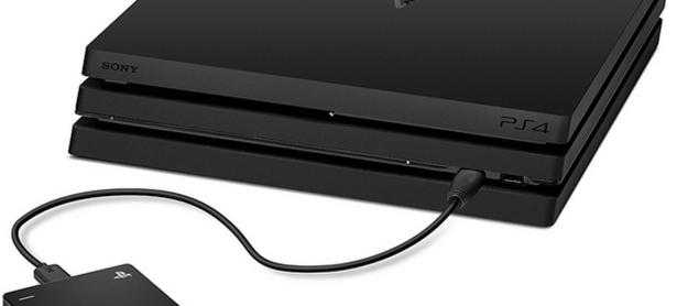 PS4 estrena disco duro externo con diseño especial de Seagate